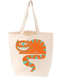 Cheshire Cat BabyLit® Tote