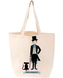 Mr. Darcy BabyLit® Tote