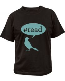 #Read T-Shirt Medium