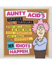 Aunty Acid's Office Manual