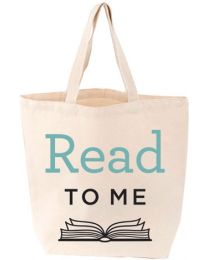 Read To Me Little Lit Tote