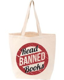 Read Banned Books Tote