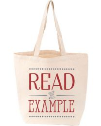 Read by Example Tote