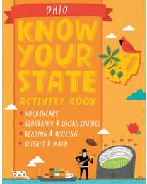 Know Your State Activity Book Ohio