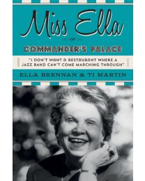 Miss Ella of Commander's Palace