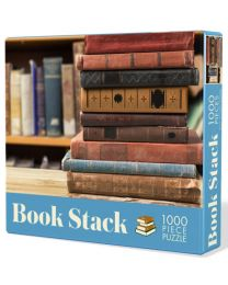 Book Stack Puzzle