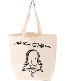 William Shakespeare BabyLit® Tote