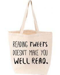 Twitter Tote