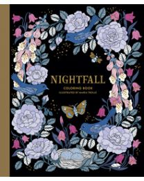Nightfall Coloring Book