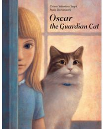 Oscar the Guardian Cat