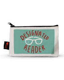Designated Reader Pencil Pouch