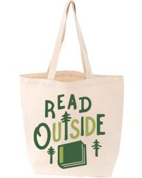 Read Outside Tote