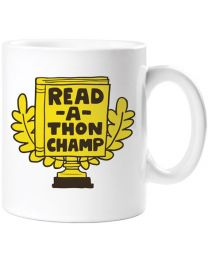 Read-a-Thon Champ Mug