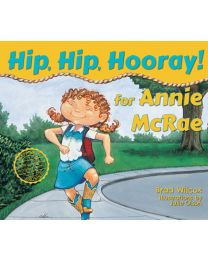 Hip, Hip, Hooray! for Annie McRae