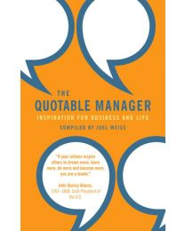 The Quotable Manager