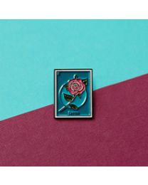 Loteria: Rose Enamel Pin