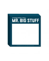Mr. Big Stuff Stickies