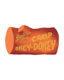 Greetings from Camp Okey Dokey